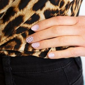 2/$20 Color street nails save me a spot polka dot